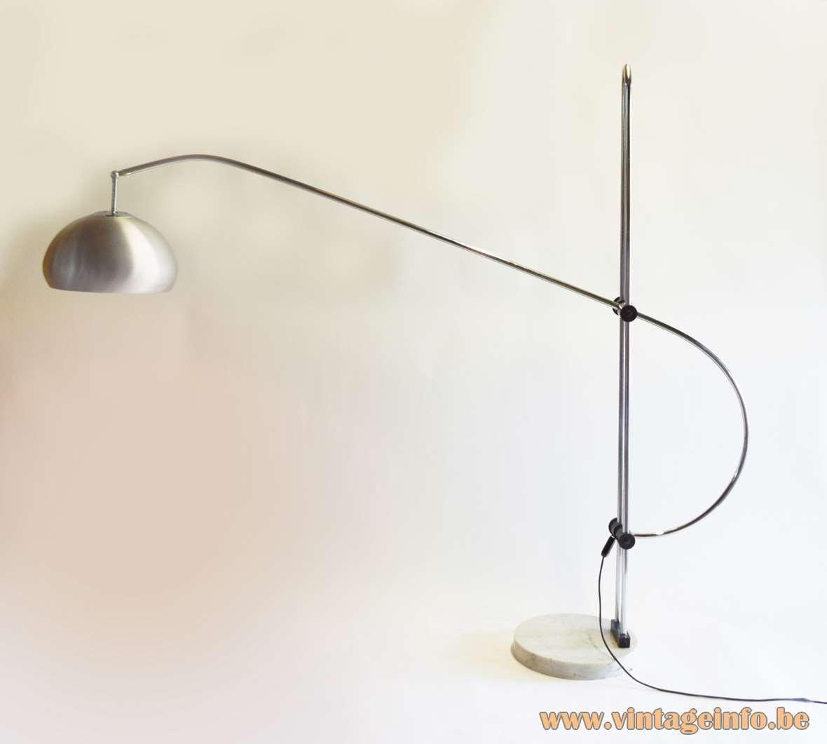 1960s Arc Floor Lamp Vintage Info  All About Vintage