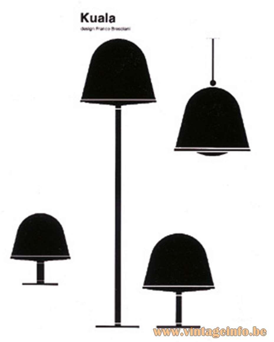iGuzzini Kuala Pendant Lamp Vintage Info  All About