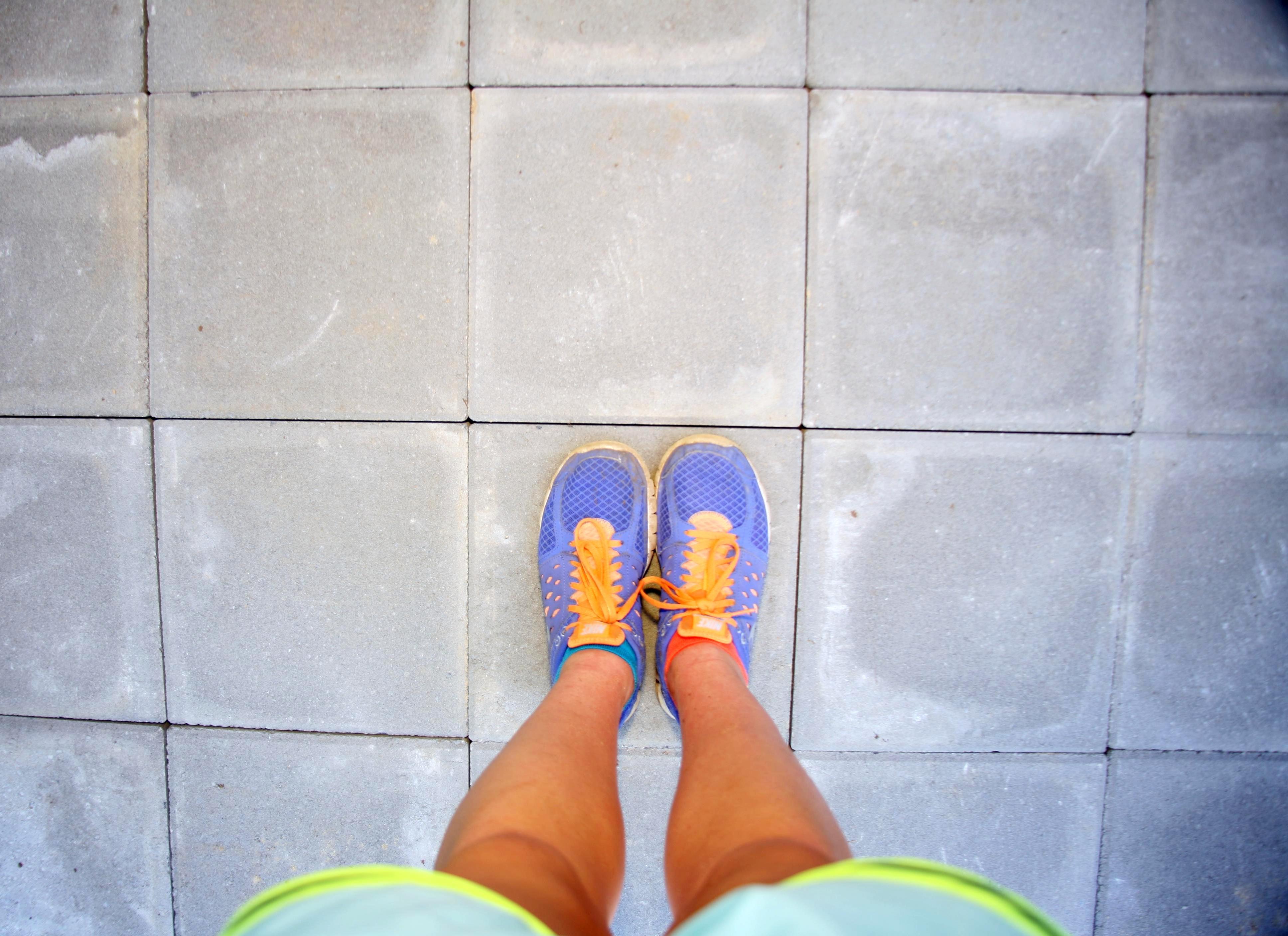 color staining concrete pavers diy