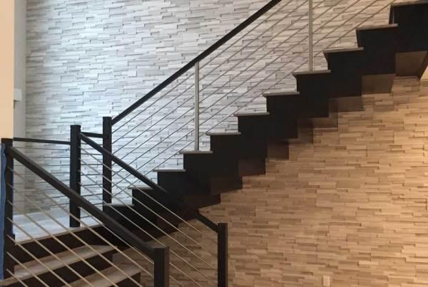 large indoor stairway