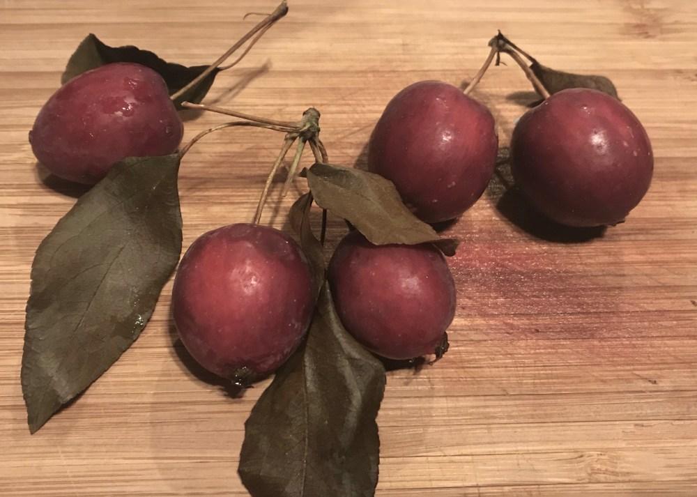 Antique apples