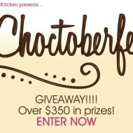 Choctoberfest- Giveaway Entry