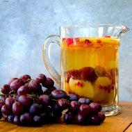 Fall Cider Sangria