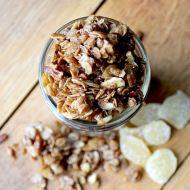 Gingerbread Granola – Fast & Easy!