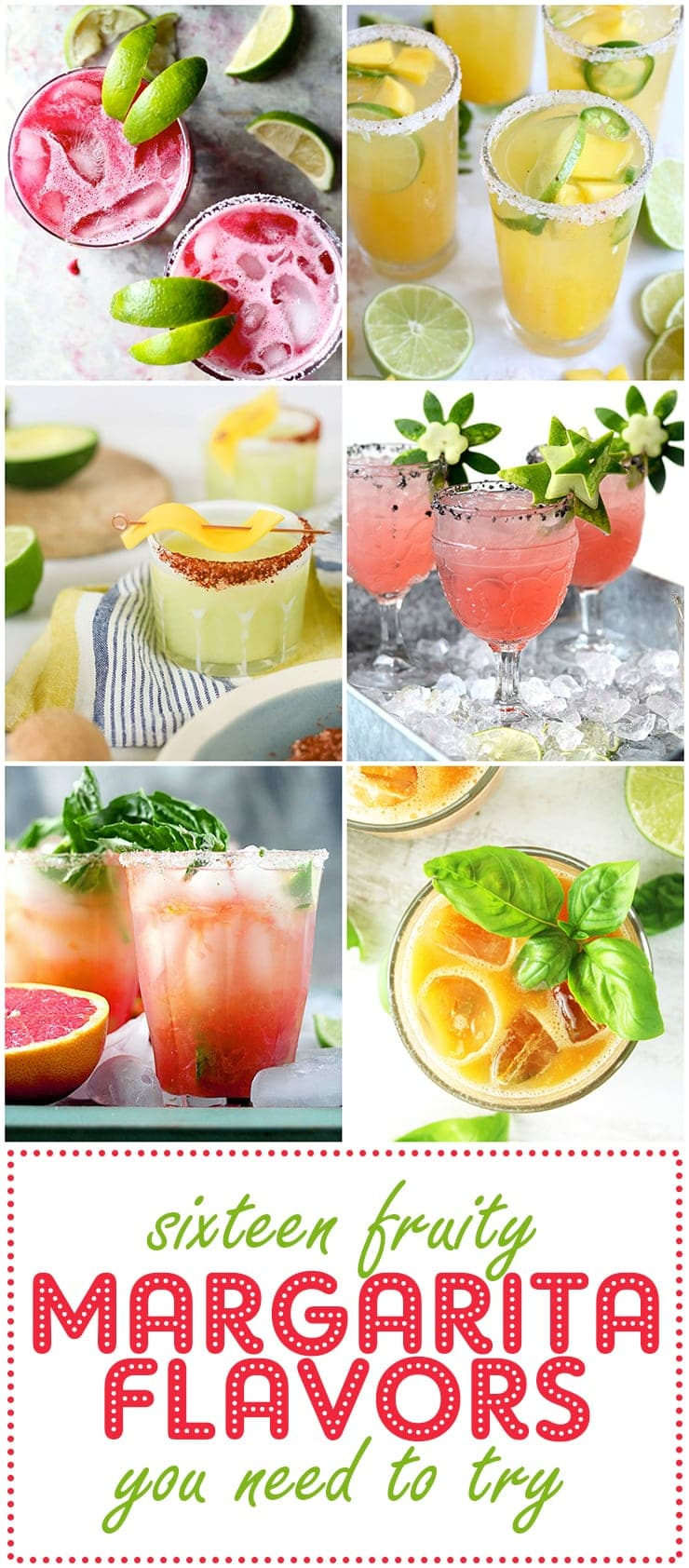 16 Margarita Flavors You Need To Try
