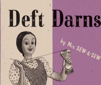 Deft Darns