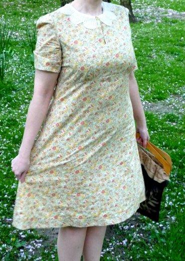 My Disaster Dress