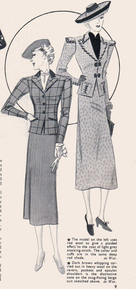May 1937 Stitchcraft page