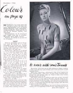 Stitchcraft Oct 1946