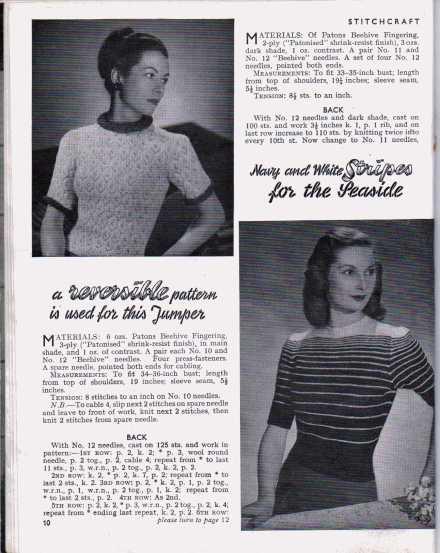 Stitchcraft May 19479
