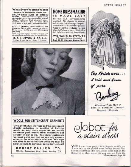 Stitchcraft August 194715