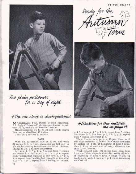 Stitchcraft August 19479