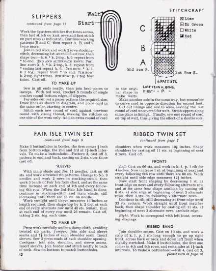 Stitchcraft  Dect 1947 11