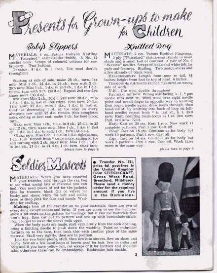 Stitchcraft  Dect 1947 2