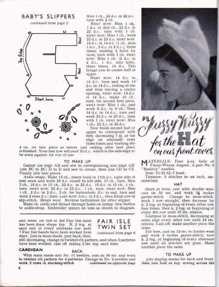 Stitchcraft  Dect 1947 7