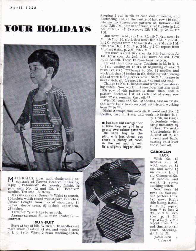 Stitchcraft April 1947 4