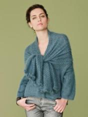 This is a jumper and a wrap in one.