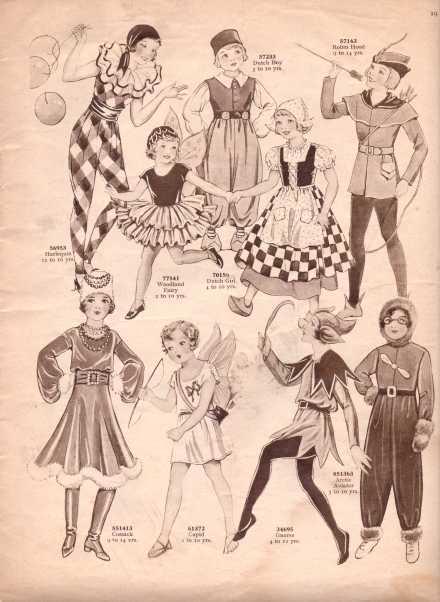 Weldon's Fancy Dress12