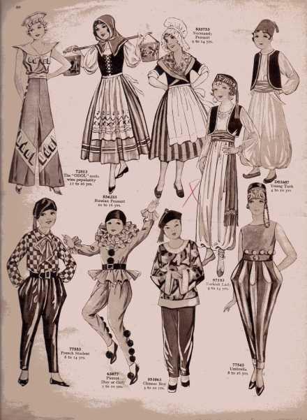 Weldon's Fancy Dress13