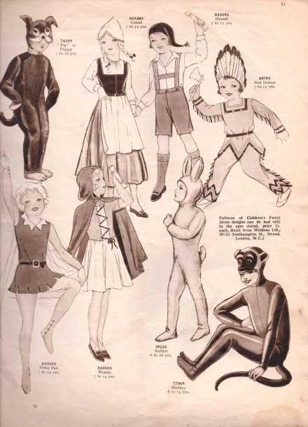 Weldon's Fancy Dress14