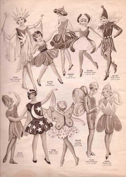 Weldon's Fancy Dress3