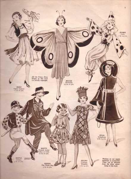 Weldon's Fancy Dress4
