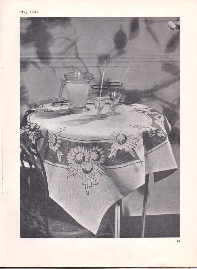 Stitchcraft May 193713