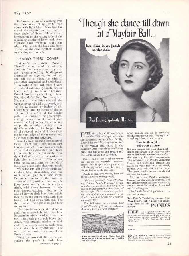 Stitchcraft May 193727