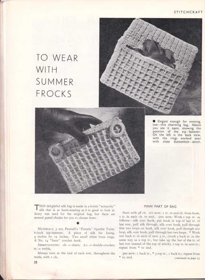 Stitchcraft May 193729