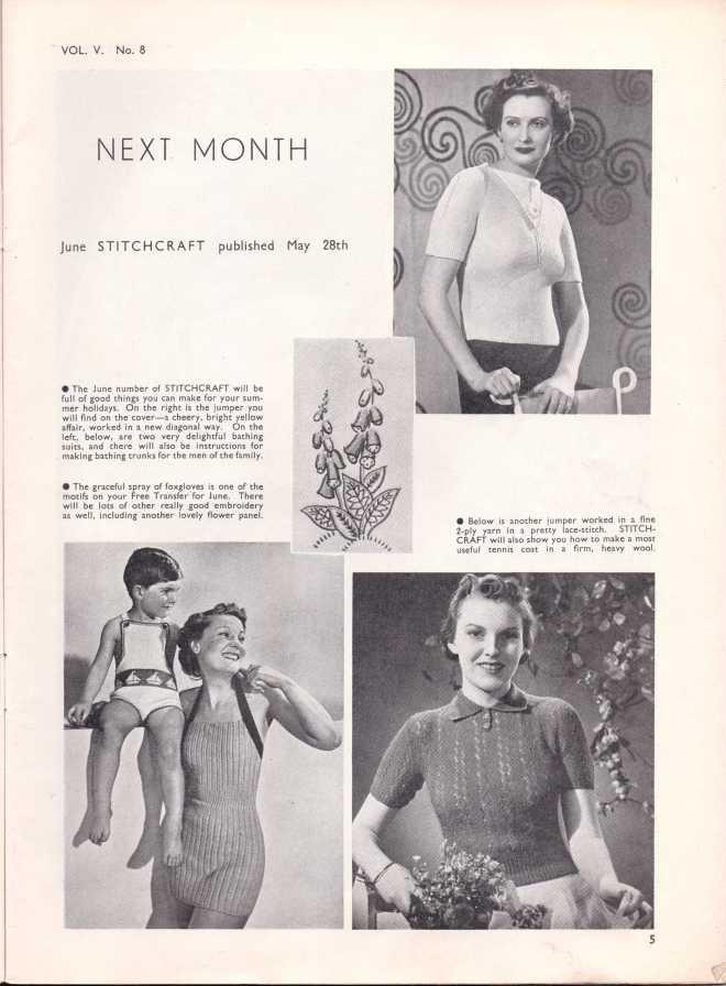 Stitchcraft May 19375
