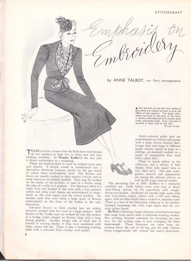 Stitchcraft May 19378