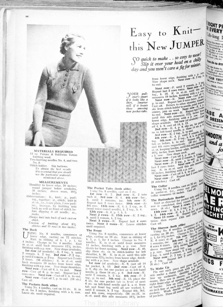 Easy to Knit free vintage knitting pattern.jpg