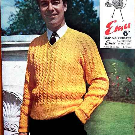 Free Vintage Knitting Patterns Vintage Knitting Pattern Archive