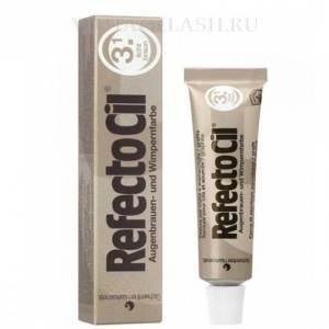 Краска для бровей и ресниц RefectoCil (светло-коричневая) №3.1