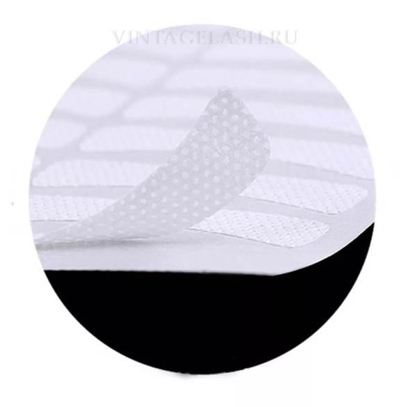 Одноразовые наклейки для изоляции нижних ресниц (10 пар)