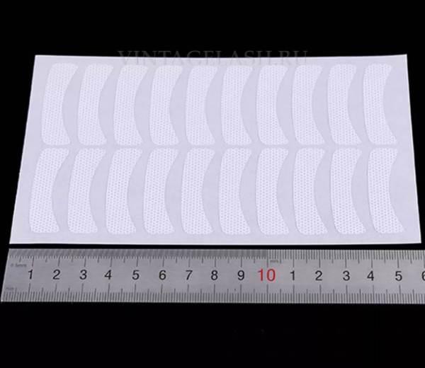 Одноразовые наклейки для изоляции нижних ресниц