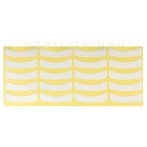 Одноразовые наклейки для изоляции нижних ресниц 1 лист (10 пар)