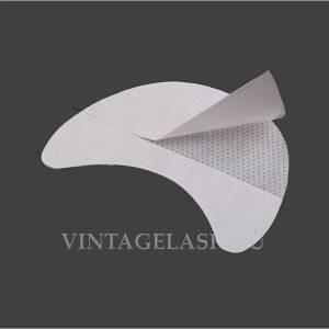 Одноразовые наклейки для изоляции нижних ресниц перфорированные (5 пар)