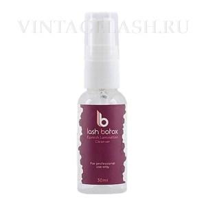 Обезжириватель для ресниц Lash Botox 30 мл