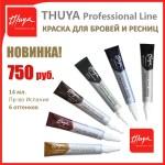 Краска Thuya Professional Line 750 руб.