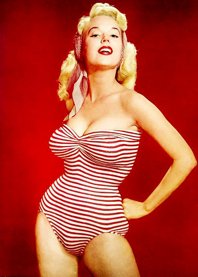 Betty Brosmer Pinup Queen  Best collection vintage