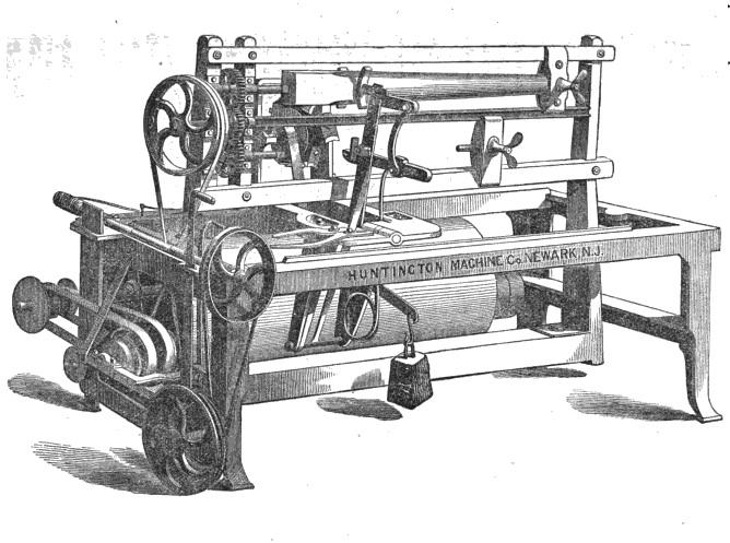 Cone Blanchard Machine Co