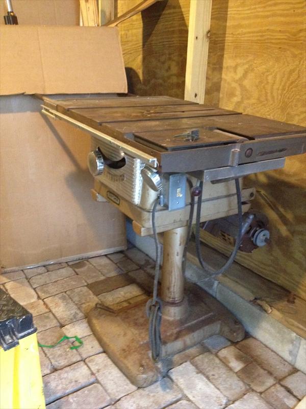 Craftsman 103 Table Saw Manual