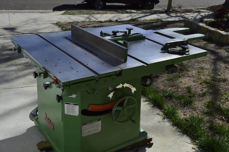 Northfield Table Saw For Sale