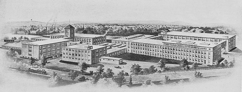 Union Twist Drill Company History