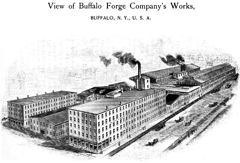 Buffalo Forge Drill Press Parts