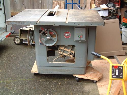 Delta 12 14 Table Saw