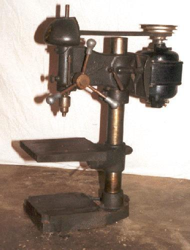Canadian Blower And Forge Drill Press For Sale
