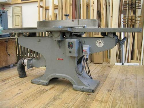 Crescent Jointer For Sale