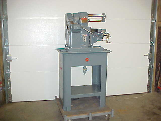 Atlas Horizontal Milling Machine Manual